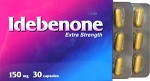Idebenone - 150 mg - 30 caps <body> <br> <br> BLISTERS ONLY - NO BOXES <br> 4 - 11 Boxes @ $30<br>    12+ Boxes @ $25 </body> </body>