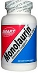 Monolaurin, 500 mg, 100 capsules, immune support, Buy, Smart Nutrition