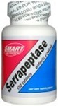 Serrapeptase (50,000 units) 120 caps -- 6 bottles @ $14